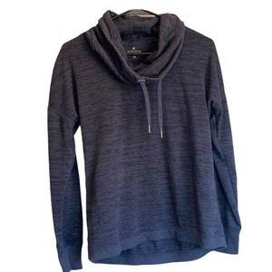 Athleta XS gray pullover - new condition